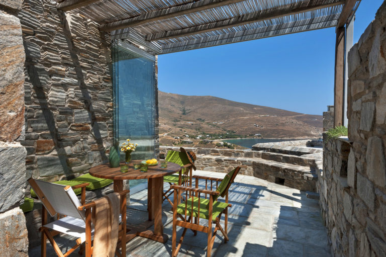 Aspes Serifos Villas - Green Villa