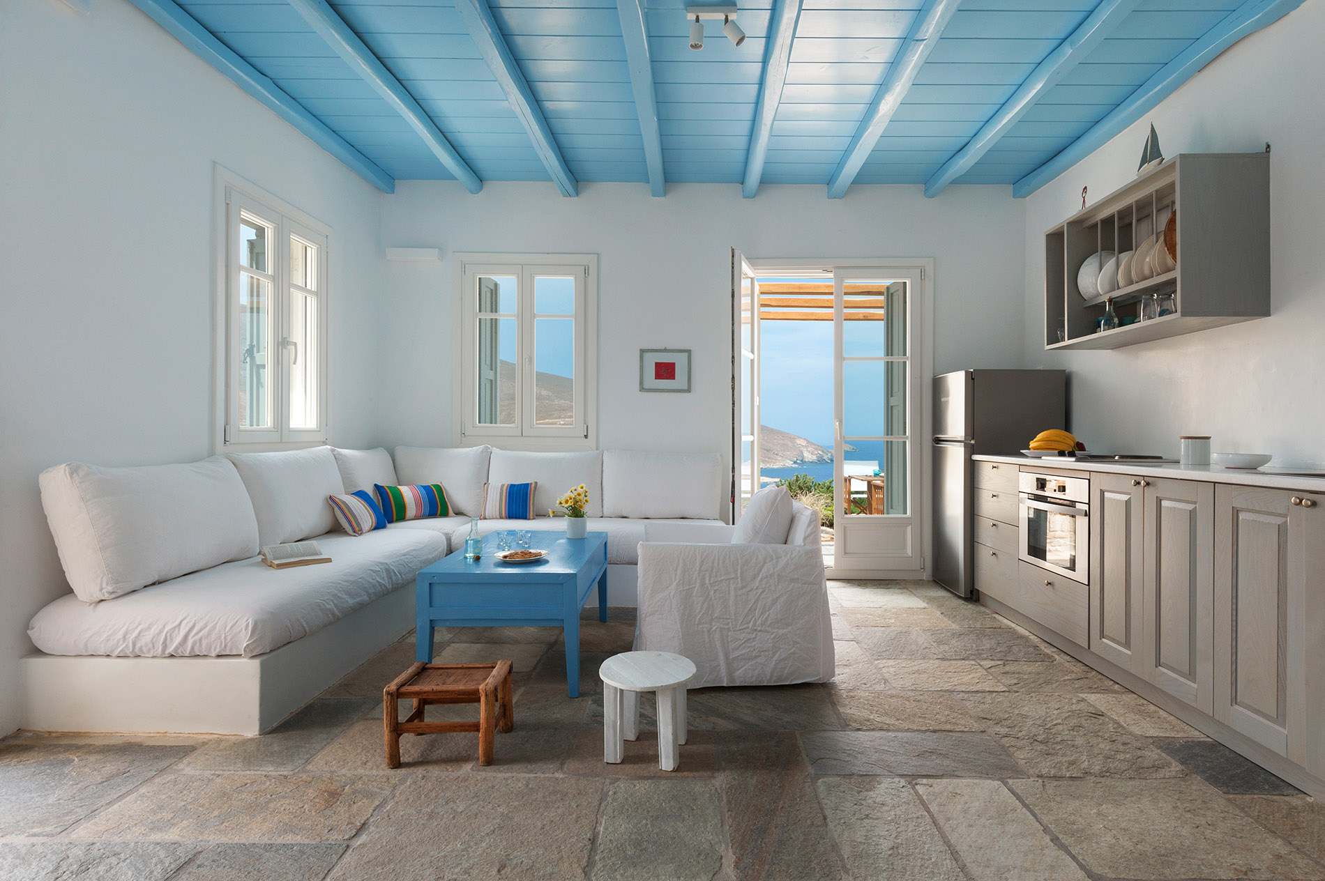 Aspes Serifos Villas - Blue Villa