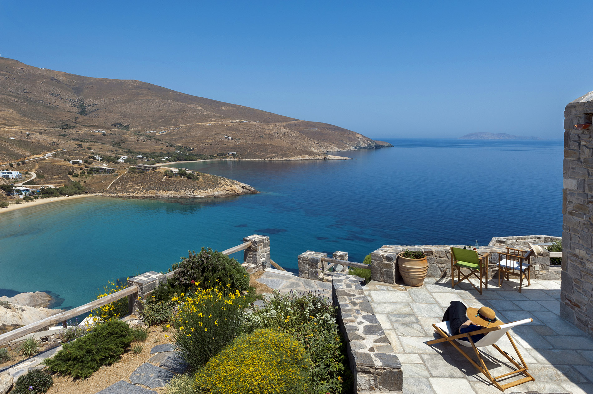 Aspes Serifos Villas - Exterior Views