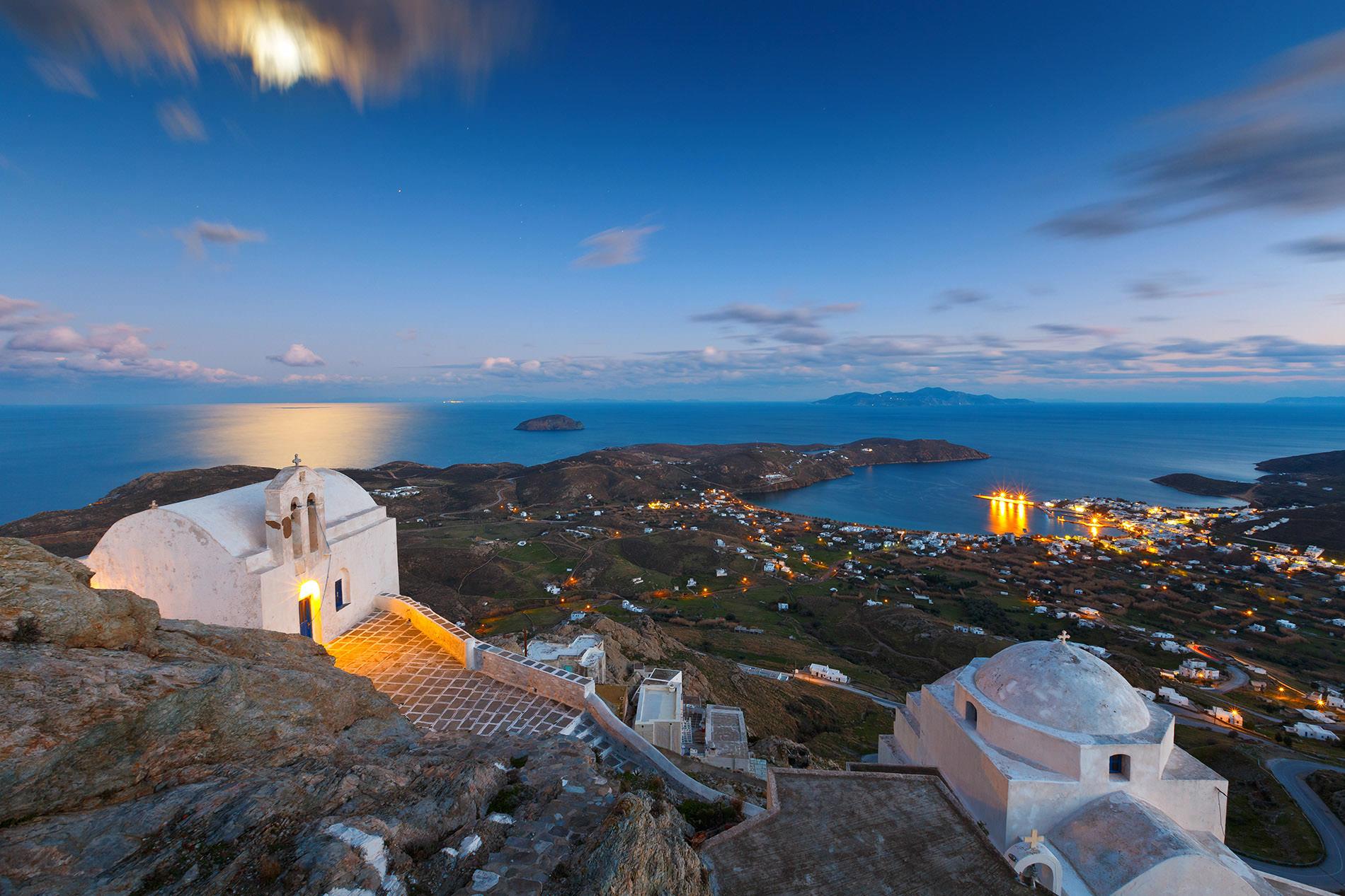 Serifos island - Aspes Villas - Serifos